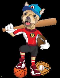 hi-five-mascot